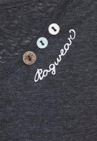 Ragwear - T-shirt imprimé - black - 2
