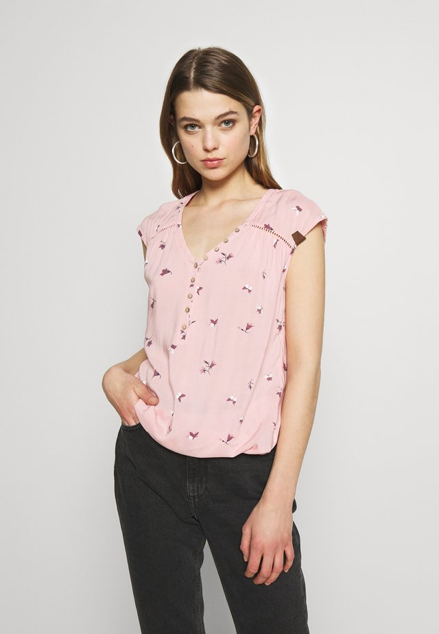 SALTY - Blouse - light pink