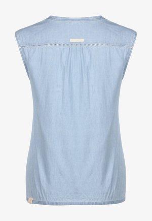 SALTY  - Blouse - light blue