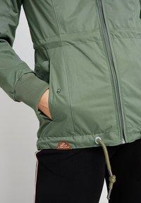 Ragwear - DANKA - Lett jakke - olive - 5