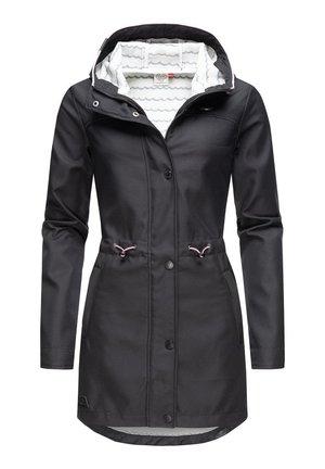 HALINA LONG - Short coat - schwarz20