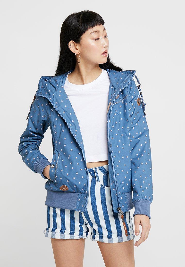 Ragwear - JOTTY - Summer jacket - blue
