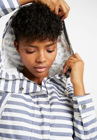 Ragwear - BARUNKA STRIPES - Summer jacket - navy - 3