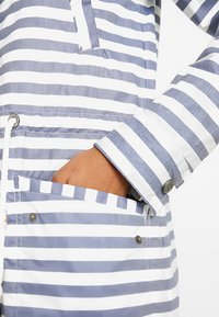 Ragwear - BARUNKA STRIPES - Summer jacket - navy - 4