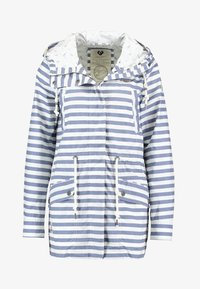 Ragwear - BARUNKA STRIPES - Summer jacket - navy - 5