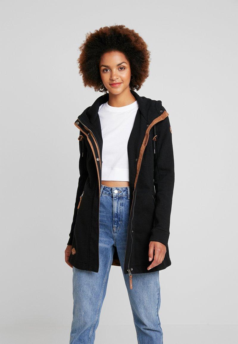 Ragwear - LETTY - Zip-up hoodie - black