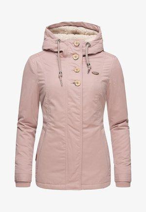 LYNX  - Winterjas - light pink