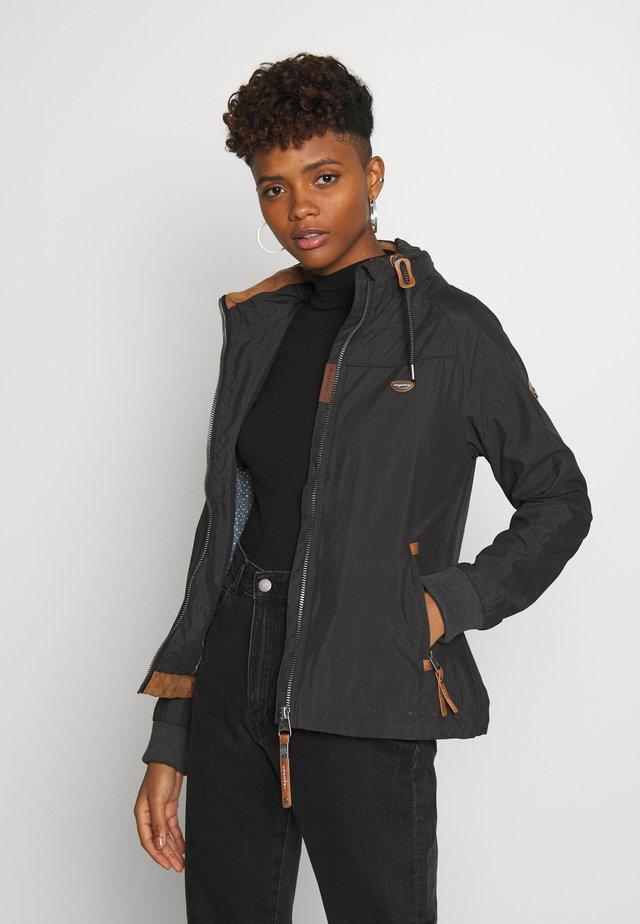 APOLI - Lehká bunda - black
