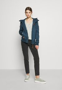 Ragwear - JOTTY - Korte jassen - denim blue