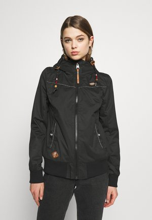 JOTTY - Lehká bunda - black