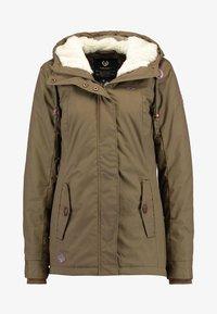 Ragwear - MONADE - Lehká bunda - olive - 3