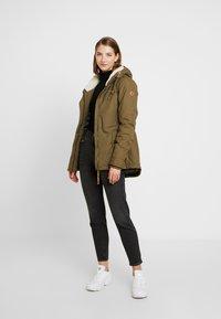 Ragwear - MONADE - Lehká bunda - olive - 1