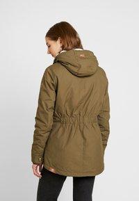 Ragwear - MONADE - Lehká bunda - olive - 2