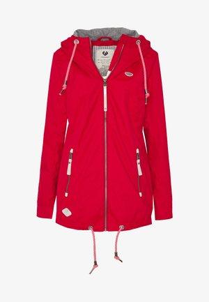 ZUZKA - Outdoor jakke - red