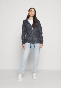 Ragwear - DANKA  - Outdoor jacket - black - 1