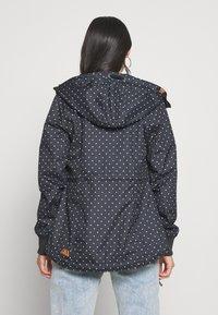 Ragwear - DANKA  - Outdoor jacket - black - 2