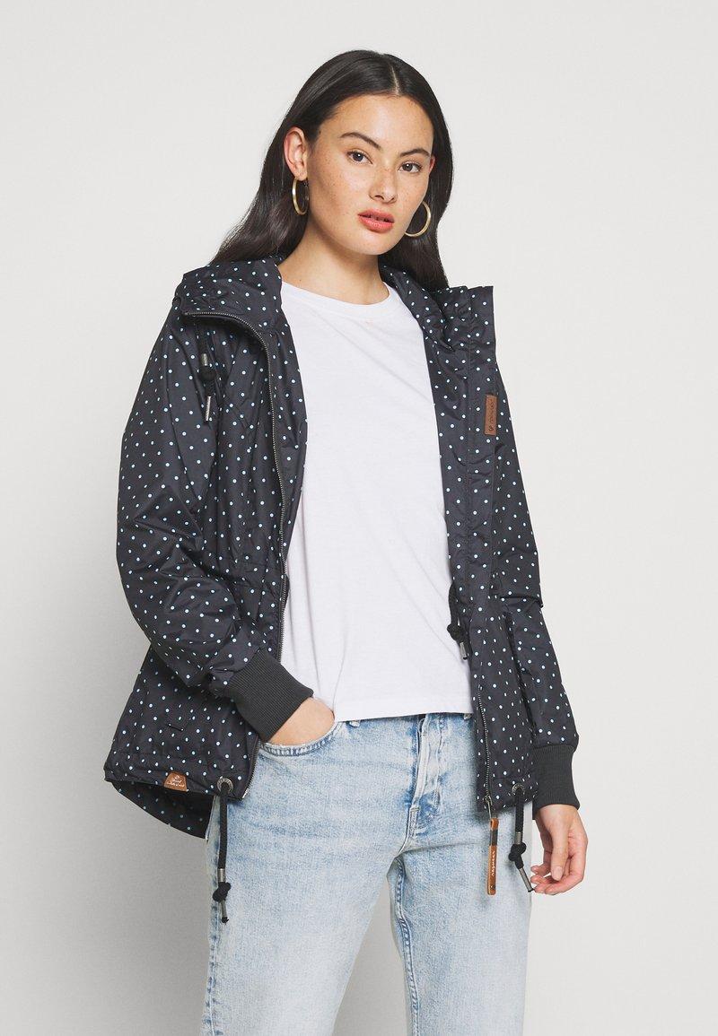 Ragwear - DANKA  - Outdoor jacket - black