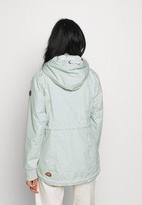Ragwear - DANKA - Lett jakke - dusty green - 2