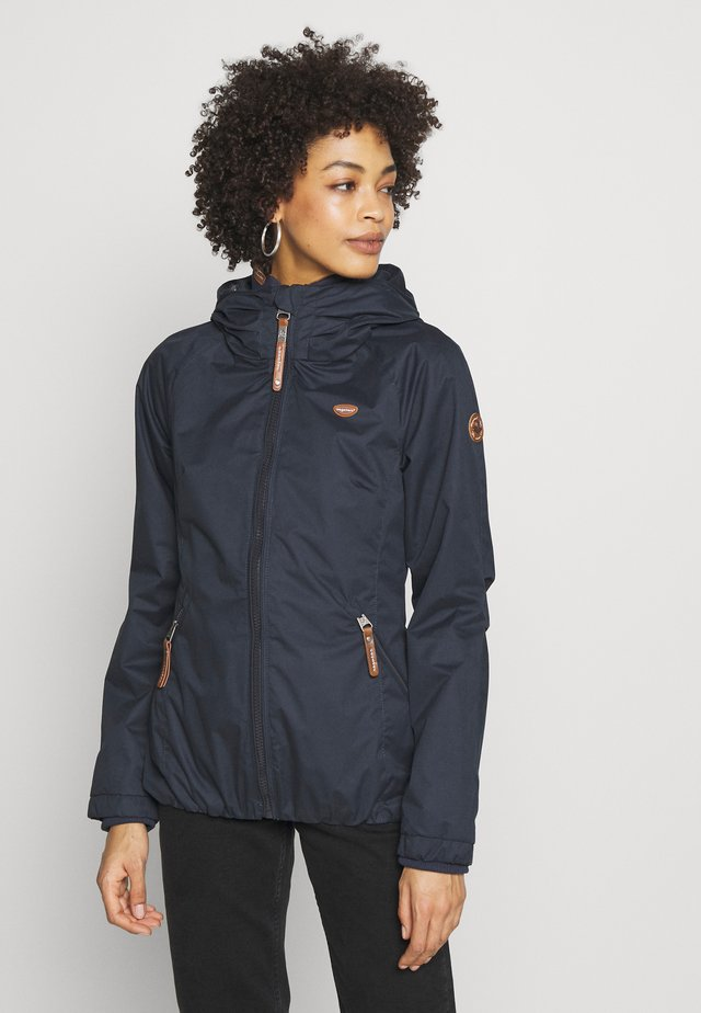 DIZZIE - Waterproof jacket - navy