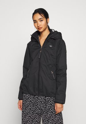 DIZZIE - Impermeable - black