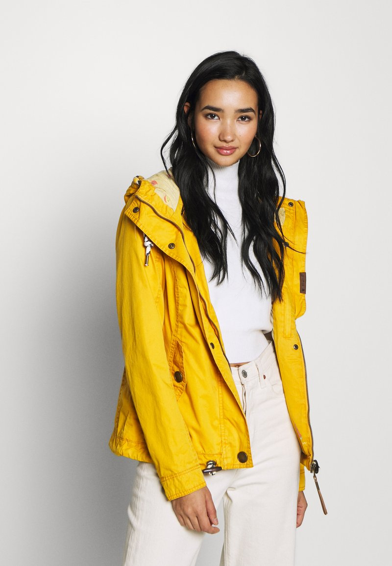 Ragwear - RIZZE - Korte jassen - yellow