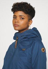 Ragwear - DIZZIE - Summer jacket - denim blue - 3