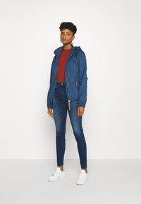 Ragwear - DIZZIE - Summer jacket - denim blue - 1