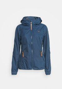 Ragwear - DIZZIE - Summer jacket - denim blue - 4