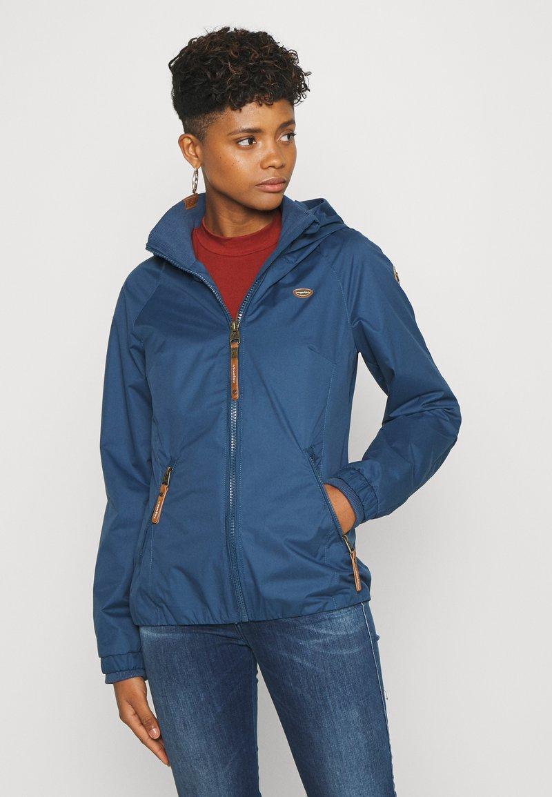 Ragwear - DIZZIE - Summer jacket - denim blue