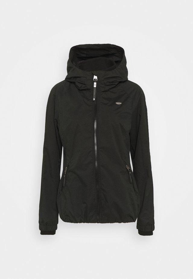 DIZZIE - Summer jacket - black