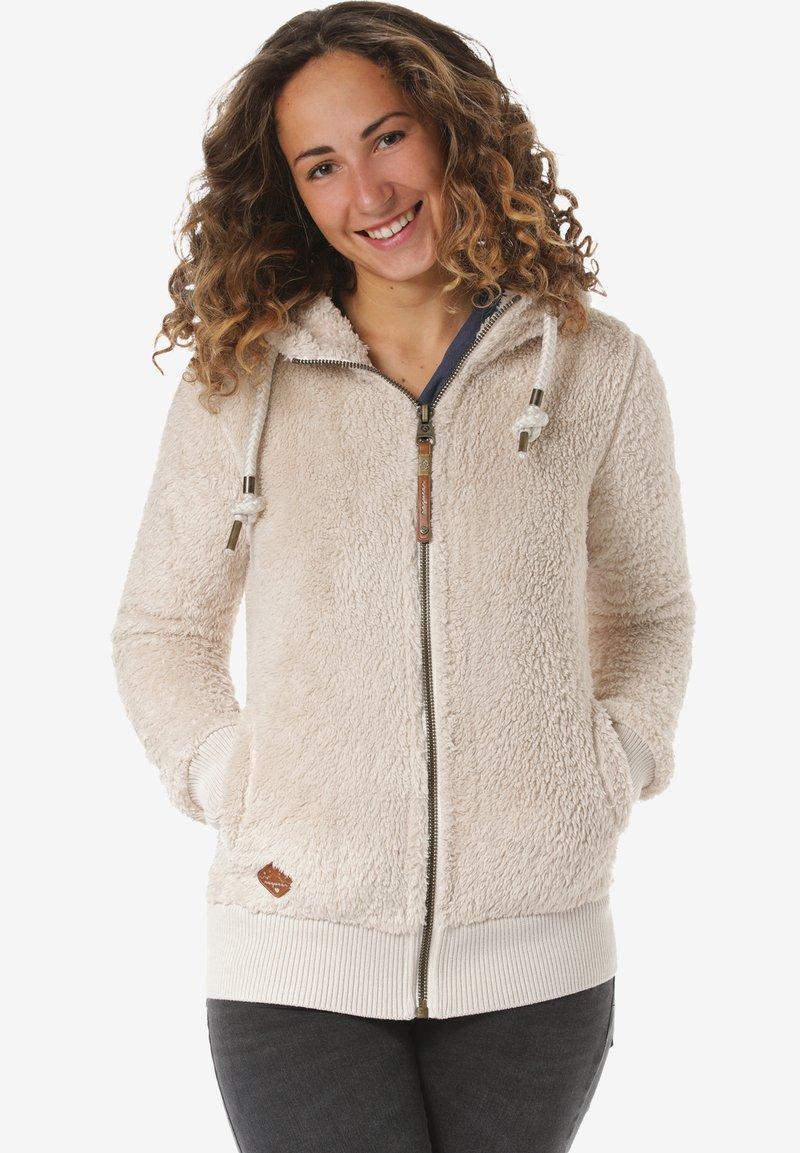 Ragwear - VILMA  - Zip-up hoodie - beige