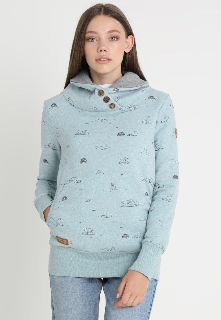 Ragwear - Sweatshirt - dusty blue