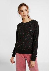 Ragwear - JOHANKA - Sweatshirt - black - 0