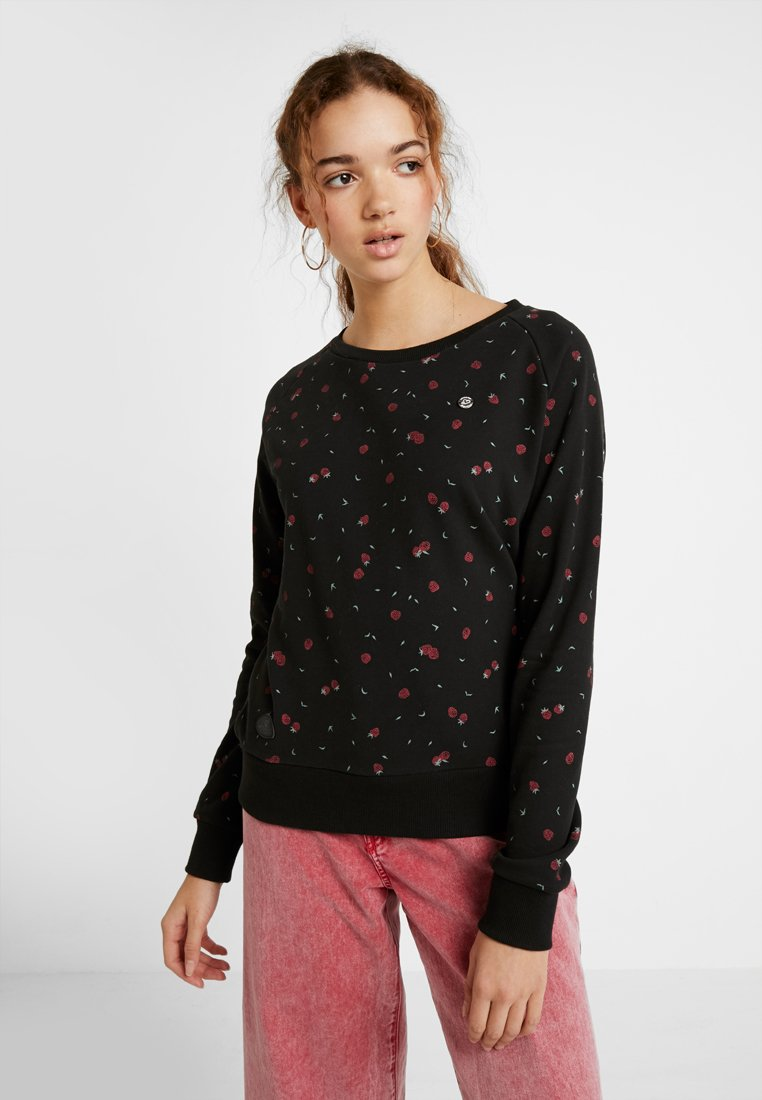 Ragwear - JOHANKA - Sweatshirt - black