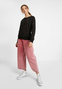 Ragwear - JOHANKA - Sweatshirt - black - 1