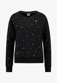 Ragwear - JOHANKA - Sweatshirt - black - 3