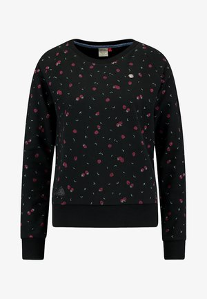 JOHANKA - Sweatshirt - black