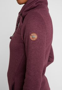 Ragwear - NESKA - Sweatshirt - wine red - 4