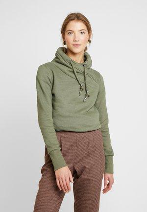 NESKA - Sweater - oliv