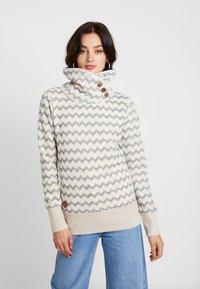 Ragwear - ZIG ZAG - Sweater - beige - 0