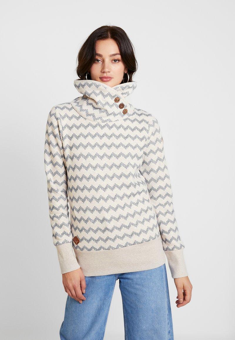 Ragwear - ZIG ZAG - Sweater - beige