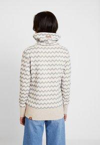 Ragwear - ZIG ZAG - Sweater - beige - 2