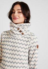 Ragwear - ZIG ZAG - Sweater - beige - 3