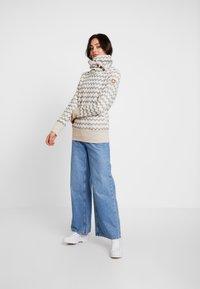 Ragwear - ZIG ZAG - Sweater - beige - 1