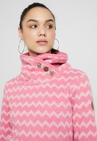 Ragwear - ZIG ZAG - Sweatshirt - pink - 3