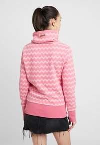 Ragwear - ZIG ZAG - Sweatshirt - pink - 2