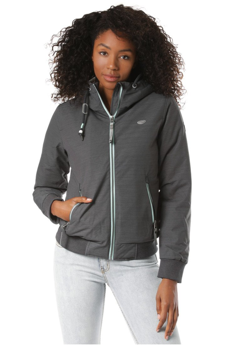 Ragwear - Summer jacket - gray