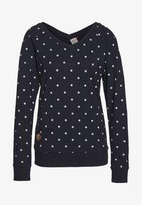 Ragwear - CAMILA - Sweatshirt - navy - 0