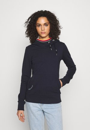 ERMELL - Jersey con capucha - navy