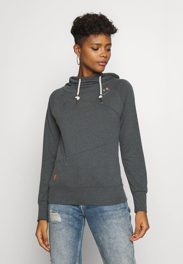 FUGE - Bluza z kapturem - grey